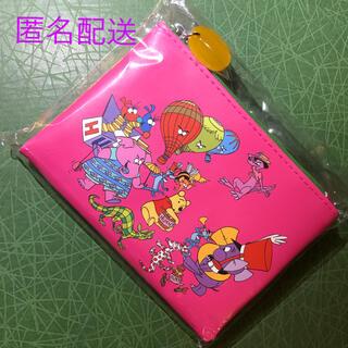 Disney - 【匿名配送】プーさん キディランド 完売品 ファスナー付きティッシュポーチ