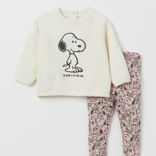 H&M - 新品★ スヌーピー トレーナー
