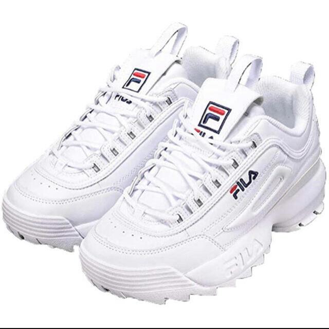 FILA(フィラ)のFILA♥︎ディスラプター2♥︎ レディースの靴/シューズ(スニーカー)の商品写真
