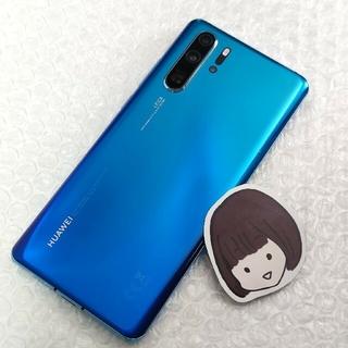 ワケアリ Huawei P30 Proグローバル版 Aurora