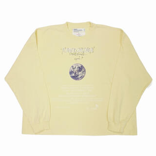 "dairiku 21ss ""Earth"" Thrift L-S Tee"