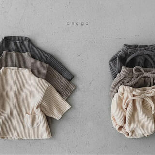 anggo モンブラン3set 韓国子供服(ニット/セーター)
