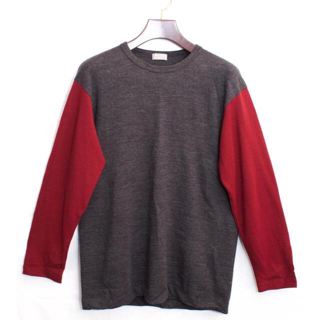 COMME des GARCONS(コムデギャルソン)の[美品] コムデギャルソン オム 高級 ウール ニット セーター オーバーサイズ メンズのトップス(ニット/セーター)の商品写真