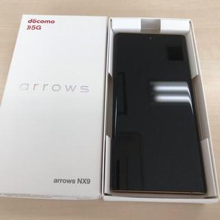 docomo arrows NX9 携帯電話