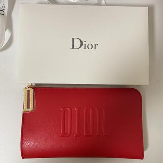Christian Dior - 【新品未使用】クリスチャンディオール ポーチ ノベルティ
