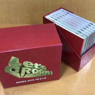 ソニー(SONY)のLet's Groove CD7枚組(クラブ/ダンス)