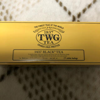 TWG 1837 BLACK TEA(茶)