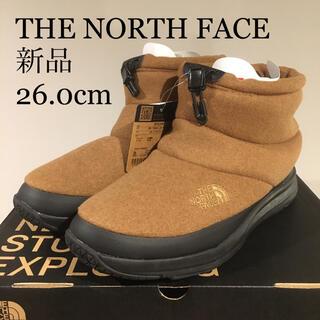 THE NORTH FACE - 【新品】ノースフェイス スノーブーツ チャッカ 26.0cm NF52084