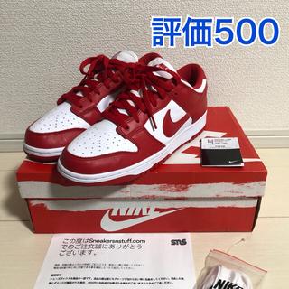 NIKE - Nike Dunk Low SP University Red