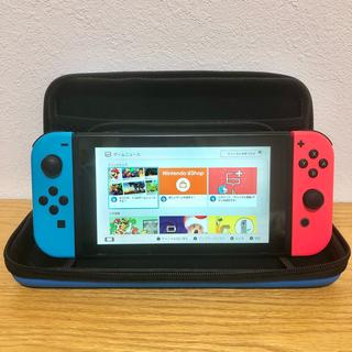 Nintendo Switch - 任天堂スイッチ本体 Joy-Con ケース
