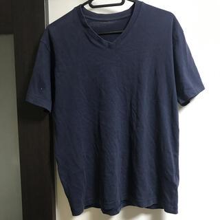 UNIQLO - UNIQLO VネックTシャツ