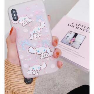 新品 かわいい 大人気 キャラクター ピンク iPhoneケース