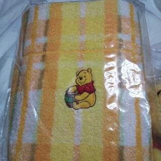 クマノプーサン(くまのプーさん)のkono☆さま 専用❤️くまのプーさん   タオルセット(タオル/バス用品)