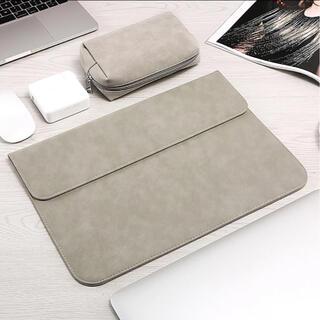 Apple - MacBook Air/MacBook Pro ケース 13インチ - グレー