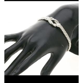 Tiffany & Co. - ティファニー  ダブルロープ ブレスレット