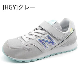 New Balance - ニューバランス996 18.5cm 新品 キッズ スニーカー
