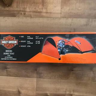 ハーレーダビッドソン(Harley Davidson)の激レア非売品!!【純正】新品未使用ハーレーダビッドソンテント(ノベルティグッズ)