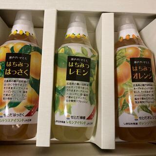 【たれぱんだ3301様専用】はちみつオレンジ・はっさく・レモンセット(フルーツ)