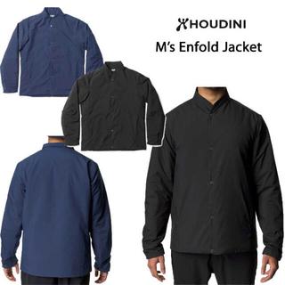 フーディニ エンフォールドジャケット Sサイズ(マウンテンパーカー)