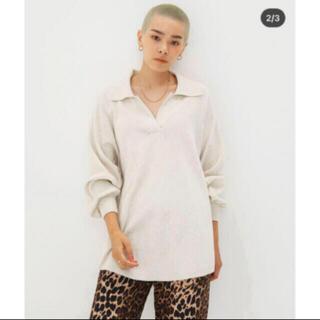 SeaRoomlynn - 【新品・未開封】リネンコンビニットミディアムシャツ