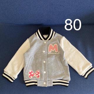 Disney - 美品 ミニーマウス 80 ジャンパー ディズニー ミッキー