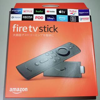 アンドロイド(ANDROID)のfire tv stick 新品未使用(その他)