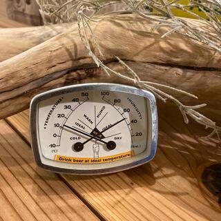 新品 ダルトン インダストリアル アメリカン ヴィンテージ 温度湿度計