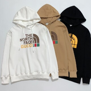 THE NORTH FACE - GUCCI ×THE  NORTH  FACE コラボ  プルオーバー