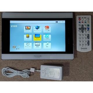 Panasonic - Panasonic 10V型 防水 お風呂TV SV-ME7000-W DLNA
