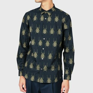 Paul Smith - 【新品・未使用】ポールスミス 20SS BEETLE プリントシャツ