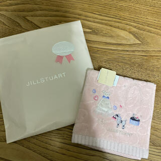 JILLSTUART - JILLSTUART ジルスチュアート タオルハンカチ