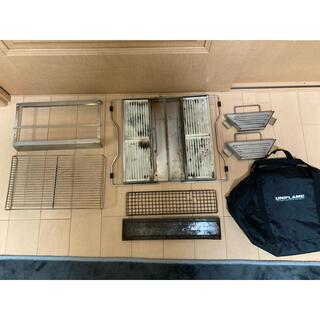 ユニフレーム(UNIFLAME)のユニフレーム  ユニセラ 焼き鳥台 ケース セット(ストーブ/コンロ)