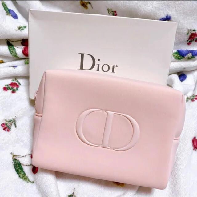 Christian Dior(クリスチャンディオール)のDior ディオール ポーチ 箱付き レディースのファッション小物(ポーチ)の商品写真