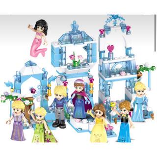 お城 プリンセス 大量豪華セット ミニフィグ LEGO レゴフレンズ  互換
