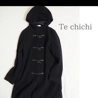 テチチ(Techichi)のTe chichi テチチ ダッフルコート ネイビー M(ダッフルコート)