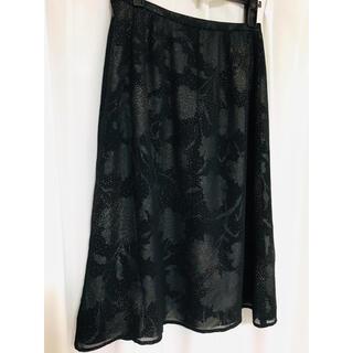 レリアン(leilian)のラストお値下げ❣️「レリアン」Aラインスカート(ひざ丈スカート)