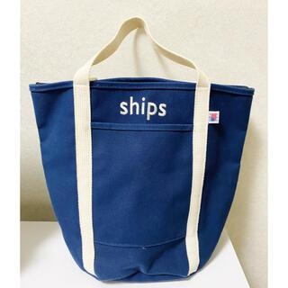 SHIPS - SHIPS トートバッグ