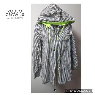 ロデオクラウンズ(RODEO CROWNS)の【ロデオクラウンズ】シャツアウター(その他)