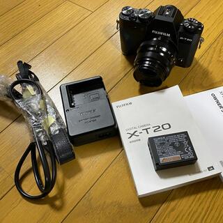 富士フイルム - FUJIFILM  X-T20 XF35単焦点セット