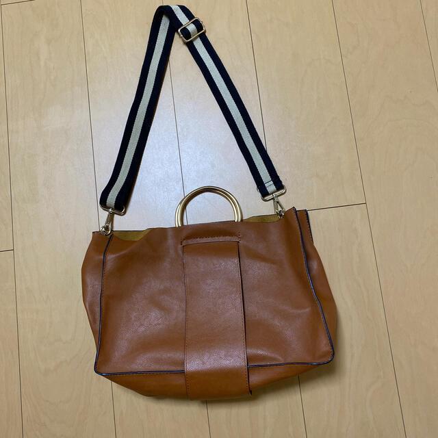 ZARA(ザラ)のZARA トートバッグ レディースのバッグ(トートバッグ)の商品写真