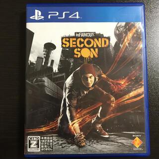 PlayStation4 - inFAMOUS Second Son(インファマス セカンド サン) PS4