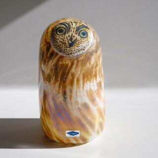 イッタラ(iittala)のお取り置き中 Eagle Owl オイバトイッカ イッタラ バード(置物)