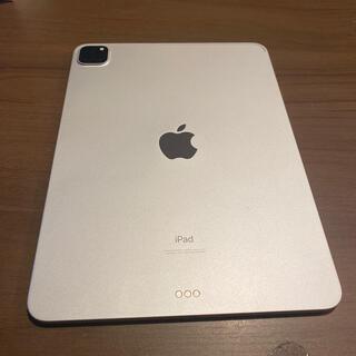 Apple - 9998.iPad pro11インチ2世代.128G.S.Wi-Fi ジャンク
