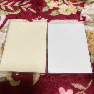 CRANE &CO.50枚セット(カード/レター/ラッピング)