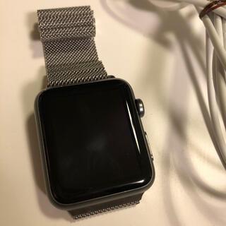 アップル(Apple)のアップルウォッチ Apple watch 初代(腕時計(デジタル))