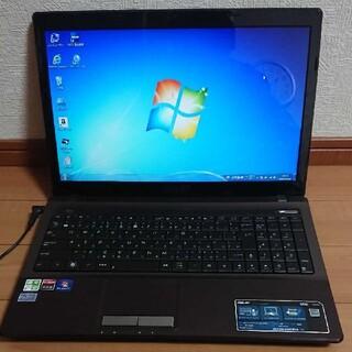 ASUS エイエース ノート パソコン K53U(ノートPC)
