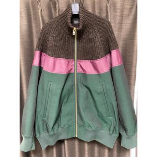 kolor - Kolor 20aw カラーブロックニットジャケット