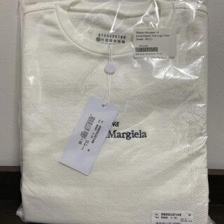 Maison Martin Margiela - MAISON MARGIELA マルジェラ 反転ロゴスウェット