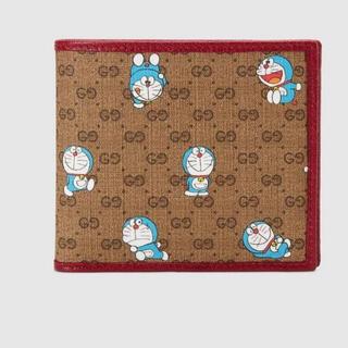Gucci - Gucci×ドラえもん 折り畳み財布