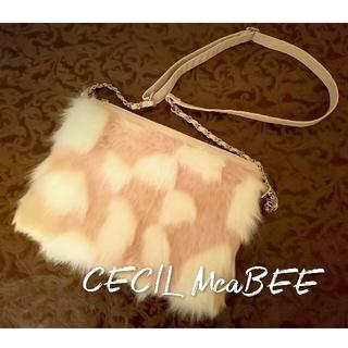 セシルマクビー(CECIL McBEE)のCECIL McaBEE クラッチバッグ 2Way 未使用(ショルダーバッグ)